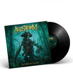 alestorm no grave but the sea black lp gatefold
