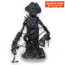 alestorm captain morgan polystone figure