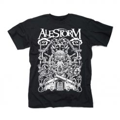 ALESTORM - No Grave But The Sea / T-Shirt
