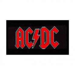 42484 ac_dc red logo patch