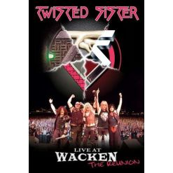 TWISTED SISTER - Live At Wacken / DVD + CD