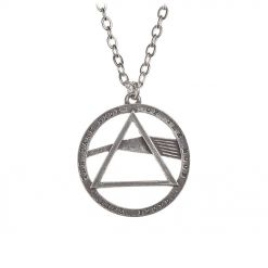 ALCHEMY ROCKS - PINK FLOYD - Dark Side / Pendant