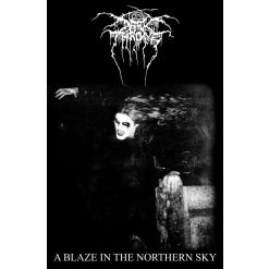 dark throne - a blaze in the northern sky - flag