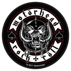 Biker Badge Patch