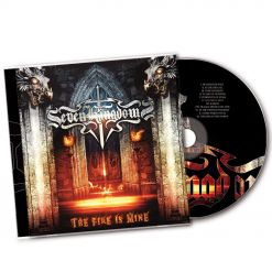 SEVEN KINGDOMS - The Fire Is Mine / CD