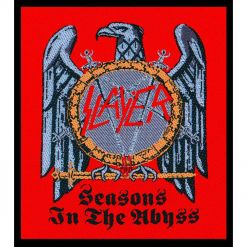 SLAYER - Seasons In The Abyss / Patch