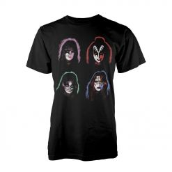 KISS - Faces / T-Shirt