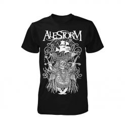 alestorm plunder with thunder t shirt
