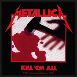 METALLICA - Kill Em All / Patch