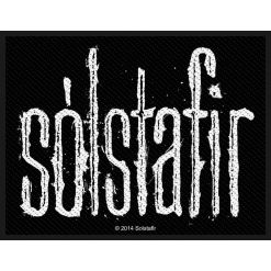 SOLSTAFIR - Logo / Patch
