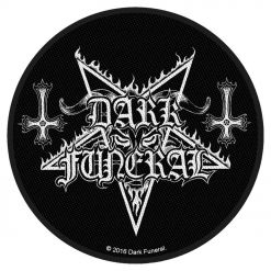 DARK FUNERAL - Circular Logo / Patch