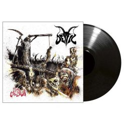 To The Gallows / BLACK LP