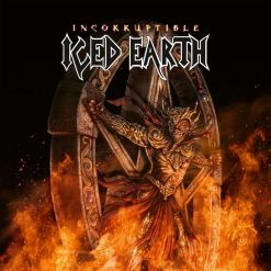 ICED EARTH - Incorruptible / CD