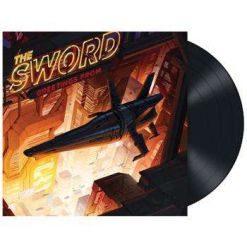 THE SWORD - Greetings From... / BLACK LP