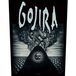 GOJIRA - Magma / Backpatch