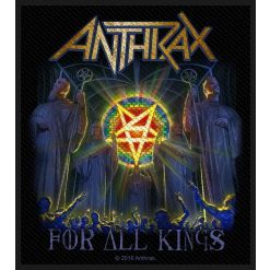 ANTHRAX - For All Kings / Patch