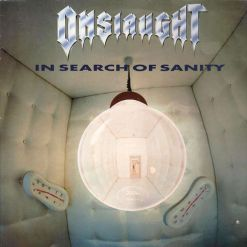 In Search Of Sanity / CLEAR 2-LP Gatefold