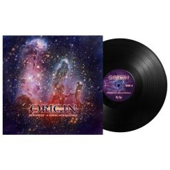 ORIGIN - Abiogenesis - A Coming Into Existence / BLACK LP
