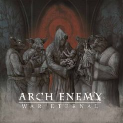 arch enemy war eternal cd
