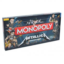 METALLICA - Monopoly / Game