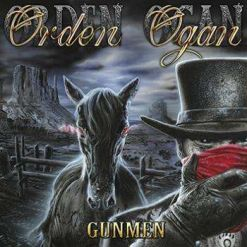 ORDEN OGAN - Gunmen / CD