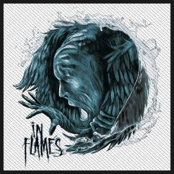 IN FLAMES - Siren Charms / Patch