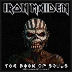 IRON MAIDEN - The Book Of Souls / Patch