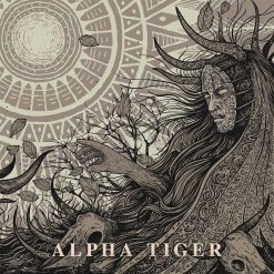 ALPHA TIGER - Alpha Tiger / Digipak CD + Poster