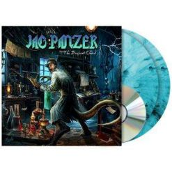 The Deviant Chord / TRANSPARENT TURQUOISE 2-LP Gatefold + CD