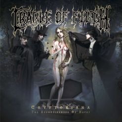 Cryptoriana - The Seductiveness Of Decay / CD