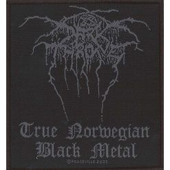 DARKTHRONE - True Norwegian Black Metal / Patch