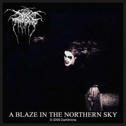 DARKTHRONE - A Blaze In The Northern Sky / Patch