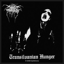 DARKTHRONE - Transilvanian Hunger / Patch