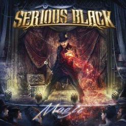 serious black magic digipak 2 cd