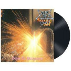 RUNNING WILD - Gates To Purgatory / BLACK LP