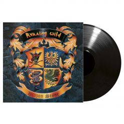 RUNNING WILD - Blazon Stone / BLACK LP