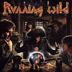 RUNNING WILD - Black Hand Inn / BLACK 2-LP