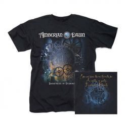 45368-1 amberian dawn darkness of eternity t-shirt