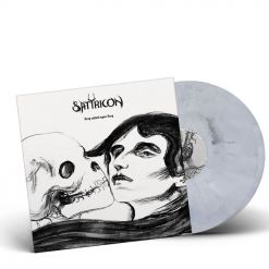 SATYRICON - Deep calleth upon Deep / BLACK-WHITE MARBLED 2-LP Gatefold