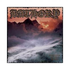 BATHORY - Twilight Of The Gods / BLACK 2-LP