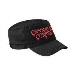 CANNIBAL CORPSE - Logo / Army Cap