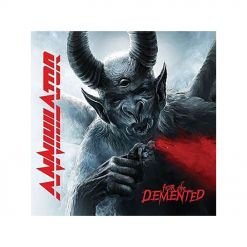 ANNIHILATOR - For The Demented / CD