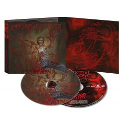 CANNIBAL CORPSE - Red Before Black / Digipak 2-CD