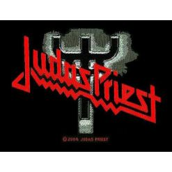 JUDAS PRIEST - Logo/Fork / Patch