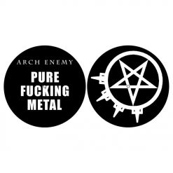 arch enemy pure fucking metal slipmat