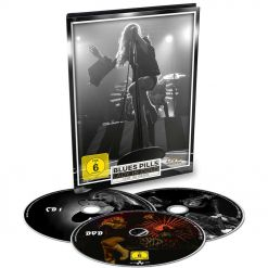Lady In Gold - Live In Paris / Digibook DVD + 2-CD