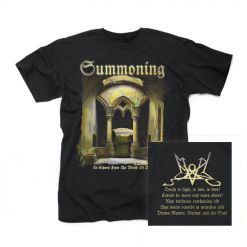 46405-1 summoning as echoes from the world of old t-shirt