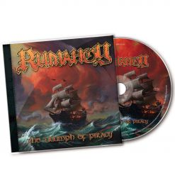 RUMAHOY - The Triumph Of Piracy / CD