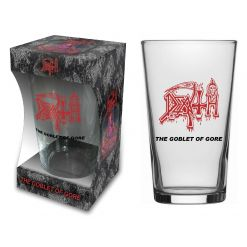 DEATH - The Goblet Of Gore / Beer Glass