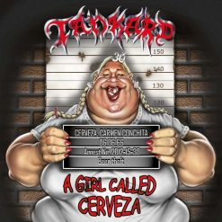 A Girl Called Cerveza / CD